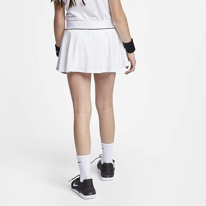 Nike G NkCourt Flouncy Falda, Niñas: Amazon.es: Ropa y accesorios