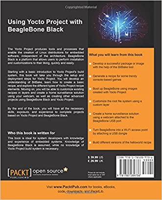 80%OFF Using Yocto Project with BeagleBone Black