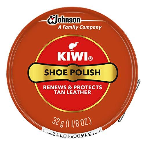 - Kiwi Polish Paste Tan