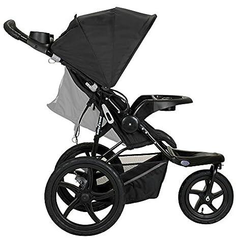 Papilioshop Range - Silla de paseo para niños y bebés, para senderismo, deporte de montaña o playa; ligero, económico, con bolsa cubrepiernas, para deportes ...