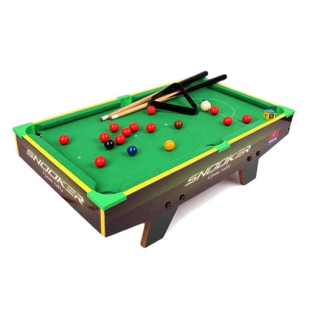Mesa De Billar Pool con 2 × Señales, Bolas De Billar, Y Accesorios ...