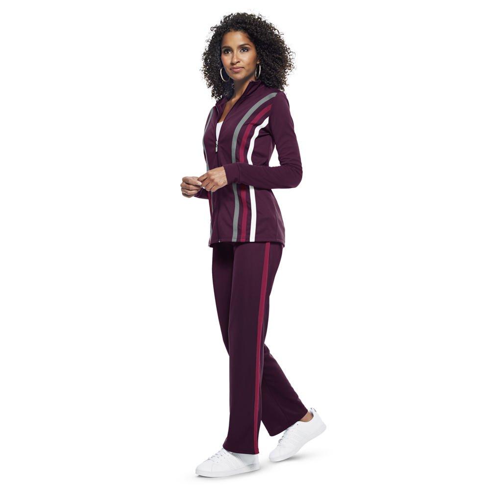 Masseys Contrast-Striped Track Suit