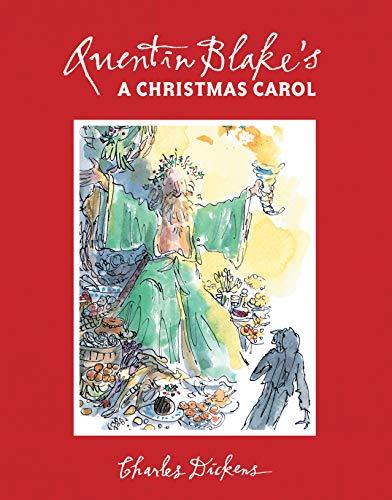 Quentin Blake's A Christmas Carol (Carol Blake Christmas Quentin)