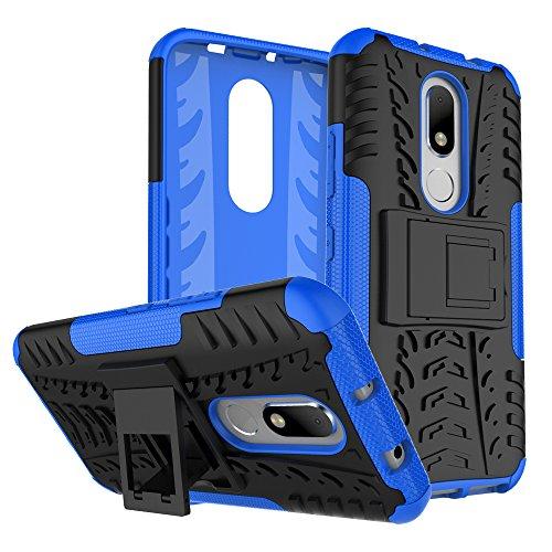Slim Armor TPU/PC Cover Case for Sony Xperia X (Black) - 7