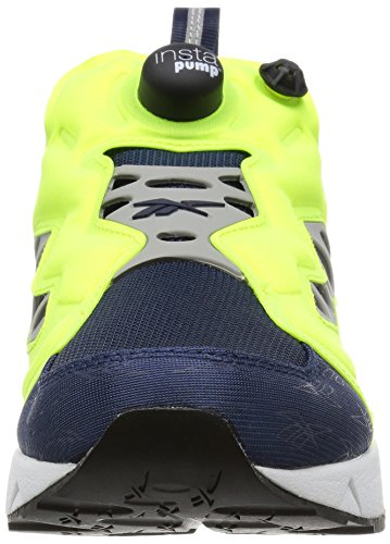 Reebok Instapump Fury Road Unisex Sneakers / Shoes Yellow izIyGsgK
