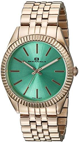 Oceanaut Women's OC7412 Silver-Tone Stainless Steel Watch