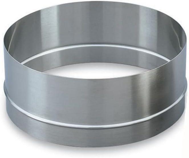 S//S Adaptor Ring 8-3//16 Diamx3 H