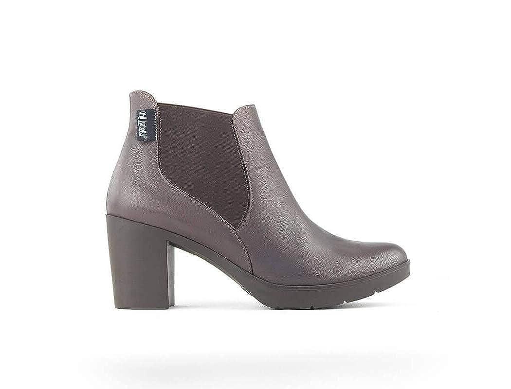 OH     ISABELLA, Damen Stiefel & Stiefeletten Braun Schokoladenbraun 5fa270