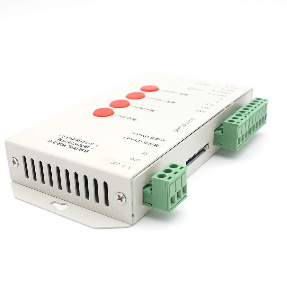 VIPMOON 20Pairs JST SM 4PIN Plug M/âle /à Femelle EL C/âble C/âble Connecteur Adaptateur