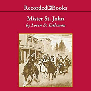 Mister St. John Audiobook