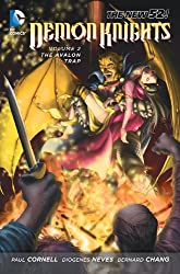 Demon Knights Vol. 2: The Avalon Trap (The New 52)