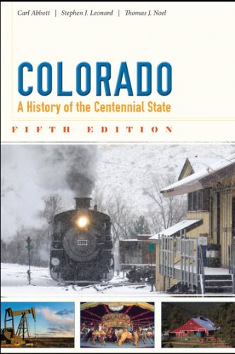 Colorado:History Of Centennial State