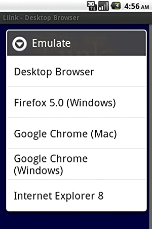 Desktop Browser (Premium)