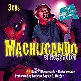 Machucando El Reggaeton Boricua Boys & DJ Mattox (2006, Audio CD)