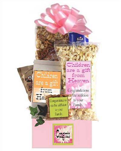 Welcome Little One Adoption Congratulations Gift Basket