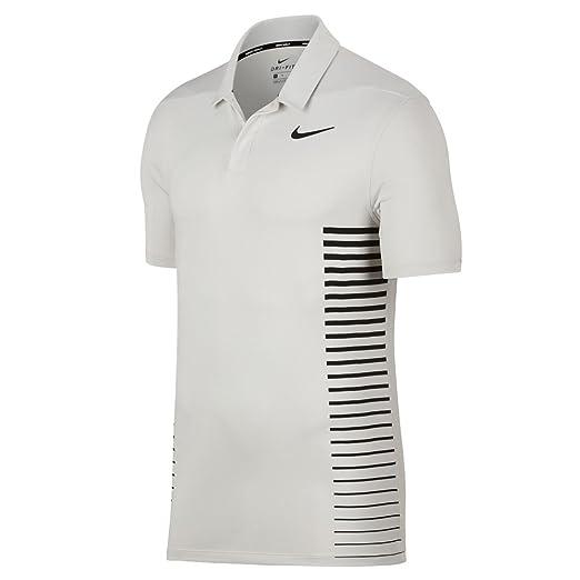 c2dd4aeb7d858 Amazon.com: NIKE Mens Golf Dry Polo, XL, Beige: Clothing