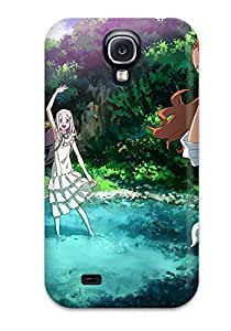 High-end Case Cover Protector For Galaxy S4(anohana)
