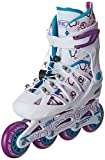Roller Derby I141G Girl's Stinger 5.2 Adjustable Inline Skate, Small
