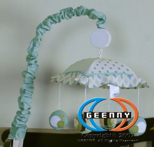 Sea World (GEENNY Musical Mobile, Boutique Sea World Animals)