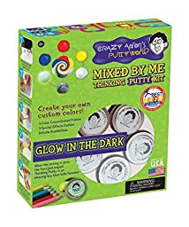 Crazy Aaron\'s Thinking Putty, Mixed By Me Thinking Putty Kit