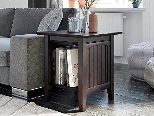 Atlantic Furniture Nantucket Chair Side Table