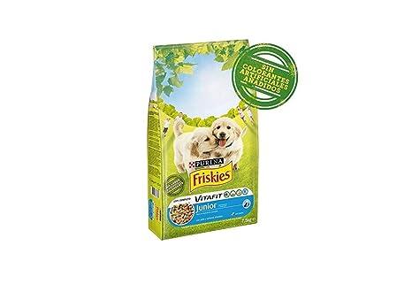 Purina Friskies Vitafit Pienso para Perro Junior Pollo 7,5 Kg