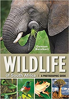 Book Wildlife of South Africa: A Photographic Guide by Duncan Butchart (2010-04-01)