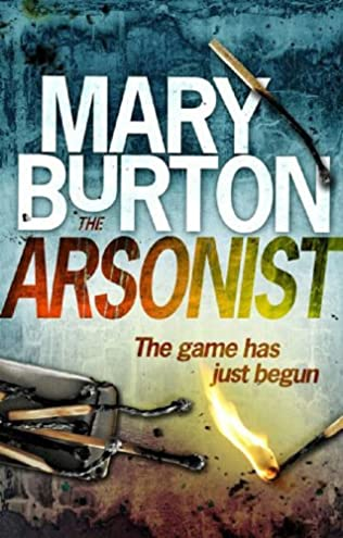 book cover of The Arsonist