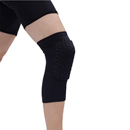d013ebab3c Amazon.com : SHENGZ Knee Pads/Elbow Pads/Shin Pads for Volleyball,  Basketball, Football & All Contact Sports, Youth & Adult Sizes : Sports &  Outdoors