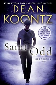 Saint Odd 0345545877 Book Cover