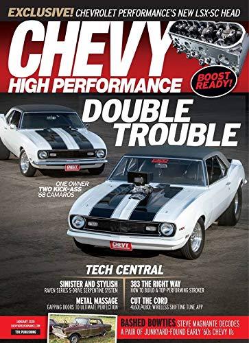 Super Chevy - 3