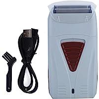 Cortadora de cabello eléctrica recargable, cortadora de cabello eléctrica multifuncional afeitadora eléctrica carga USB hombres…