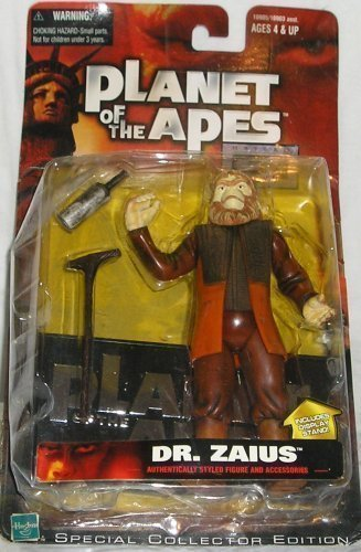 Planet of the Ape Dr. Zaius Figure