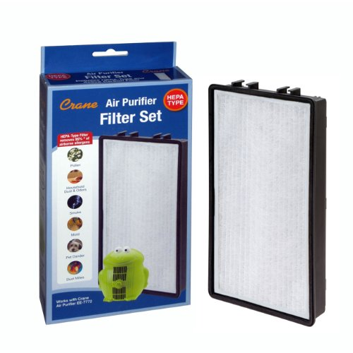 Crane Accessories, Replacement Filter, Frog Air Purifier (EE-7772)
