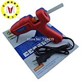 FINCOS C-MART tool60~100W 110-240V Two Step hot melt Glue Gun Professional Mini Electric Heating Hot Melt Glue Gun C0019