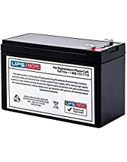 APC BE550G Compatible Replacement Battery for APC Back-UPS 550VA BE550G by UPSBatteryCenter®