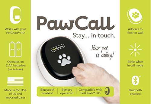PawCall on Amazon, best collar camera reviews