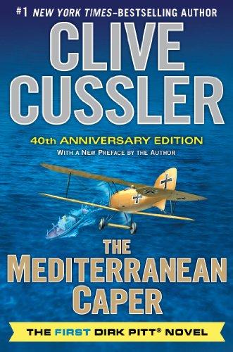 Book cover for The Mediterranean Caper