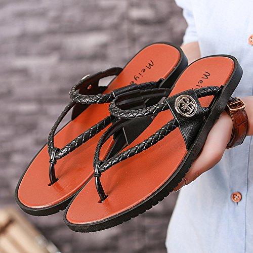 Xing Lin Flip Flop De La Playa Nueva Flip Flops   Nuevos Hombres Sandalias  Sandalias Zapatillas c8525dd8a364
