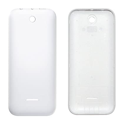 new arrival 979cb 8d55f TOTTA Replacement Battery Back Cover For Nokia 225 Dual SIM - WHITE