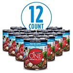 Purina-ONE-Natural-Pate-Wet-Puppy-Food-SmartBlend-Healthy-Puppy-Lamb-Long-Grain-Rice-Entree-12-13-oz-Cans