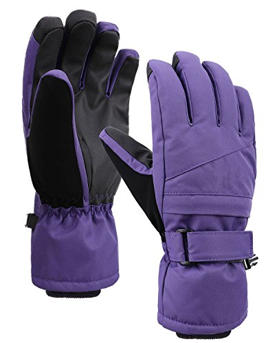 (Jasmine Winter Gloves Women's Winter Thinsulate Lined Thermal Ski)