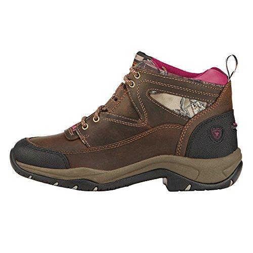 Ariat Womens Terrain Hiking Boot Brown
