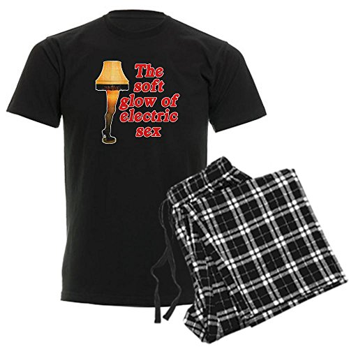 CafePress Electric Christmas Comfortable Sleepwear