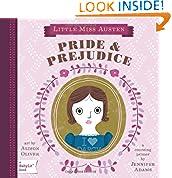 #9: Pride & Prejudice: A BabyLit® Counting Primer