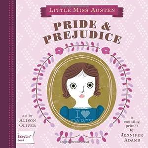 Pride & Prejudice: A BabyLit® Counting Primer