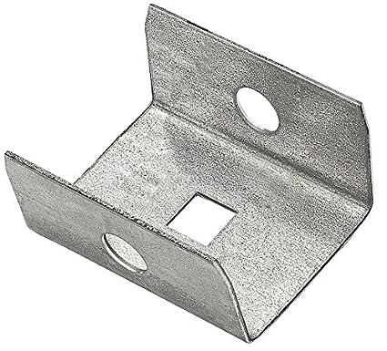 Stanley Hardware 104307 Galvanized End Cap