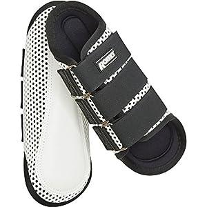 Roma Air Flow Shock Absorber Splint Brushing Boot Full Size White