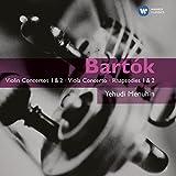 : Bartok: Violin Concertos, Viola Concerto, 6 Duo for 2 Violins, Violin Rhapsodies; Yehudi Menuhin