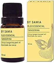 Óleo Essencial de Tangerina 10 ml, By Samia, Multicor